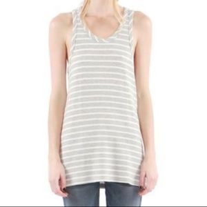 Hye Park and Lune Racerback Soft Tank Top